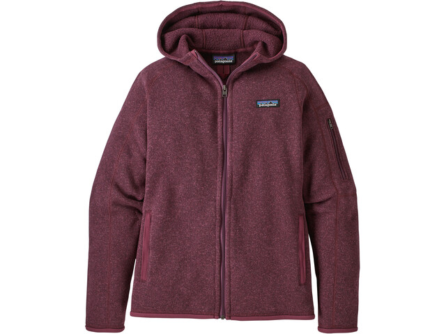 Patagonia Better Sweater Capuchon Jas Dames, light balsamic